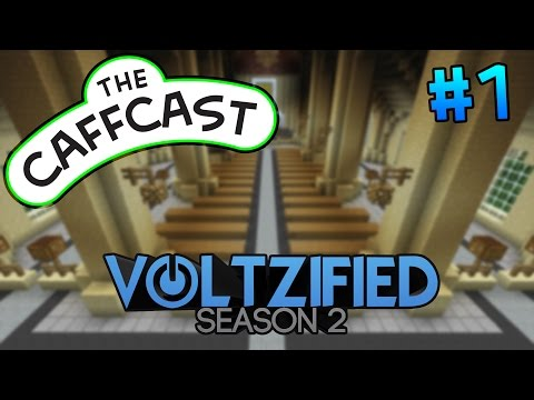 Minecraft Voltzified [Voltz Wars] Season 2 - #1 A Jeep To Nowhere
