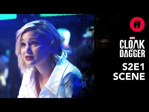 Marvel's Cloak & Dagger Season 2, Episode 1 | Tandy & Tyrone At The Club | Freeform