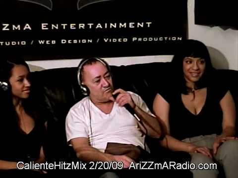 Angel Salazar Caliente Hitz Mix 2/20/2009 Pt 6