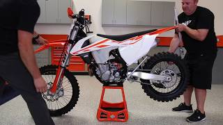 10. KTM Shock Sag Adjustment and Setup - Cycle News