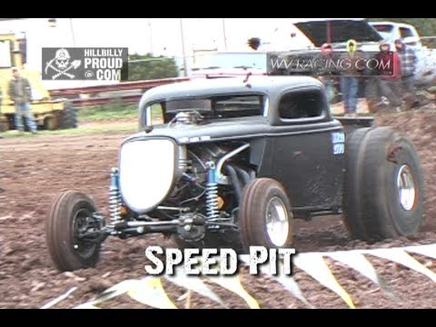 Check out the off-road hot rod that can do some damage in the mud