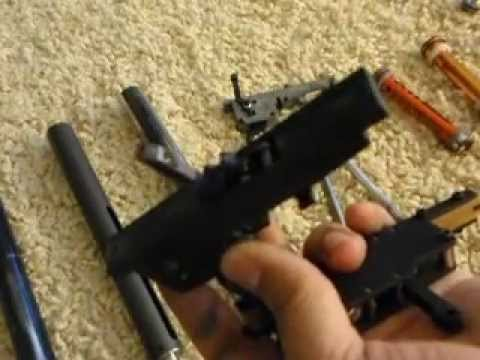 laylax - This is a comparison between the a couple of cylinder components that i have Laylax Zero Trigger PDI V-Trigger JG OEM Trigger box with ASGI's PE sear set Lay...