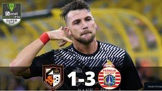 Video Ratchaburi FC vs Persija Jakarta 1-3 - Full Highlights - Boost SportsFix Super Cup 2018. MP3, 3GP, MP4, WEBM, AVI, FLV Januari 2019