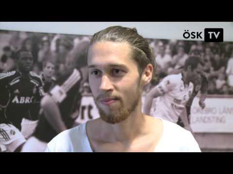 Intervju med nyförvärvet Daniel Nordmark