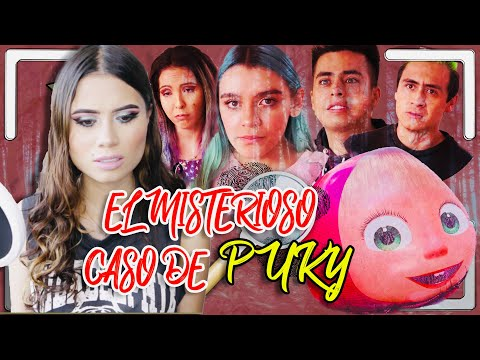 EL MISTERIOSO CASO DE OXYPUKY ft PAULETTEE l Oxigenados Squad