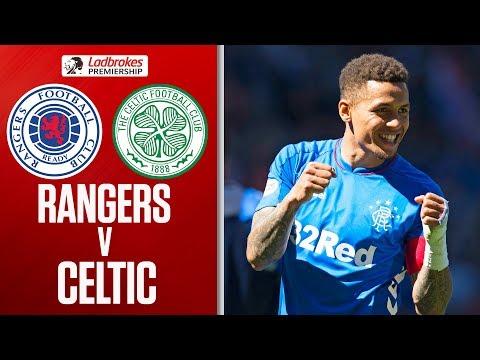 Rangers 2-0 Celtic   Tavernier and Arfield Score in Dominant Derby Display!   Ladbrokes Premiership