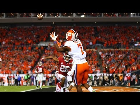 Mike Williams NFL Draft Hype Video | CampusInsiders (видео)