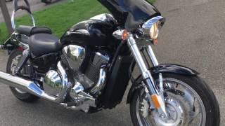 6. 2007 Honda VTX 1800 C