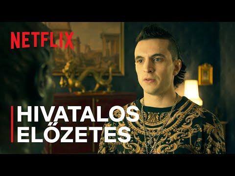 Suburra: Véres Róma 3. évad | Hivatalos előzetes | Netflix