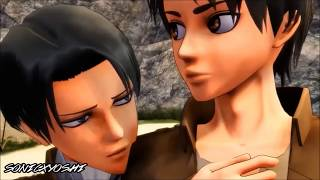 Video [MMD] Attack on titan -Vine! 2 (part) Attack on crack MP3, 3GP, MP4, WEBM, AVI, FLV Februari 2019