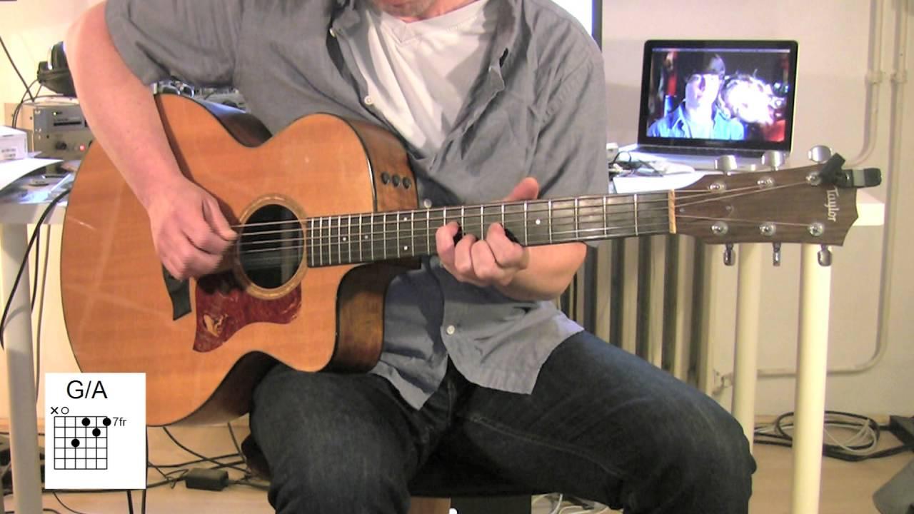 Tiny Dancer – Acoustic Guitar – chords – original vocals – Elton John