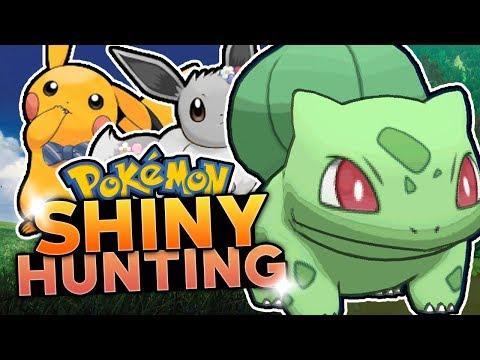 Video LIVE SHINY BULBASAUR HUNTING! Pokemon Let's Go Pikachu & Let's Go Eevee Shiny Hunting download in MP3, 3GP, MP4, WEBM, AVI, FLV January 2017