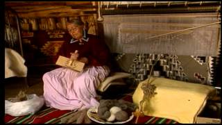 Navajo Rug Weaving ~ Monument Valley