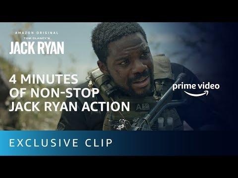 Jack Ryan Season 2 Best Action Scenes | Prime Video
