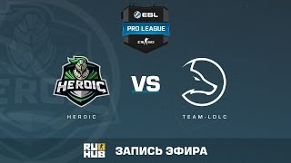 Heroic vs. Team-LDLC - ESL Pro League S5 - de_cobblestone [Enkanis]
