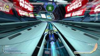 WipEout Omega Collection - Anulpha pass Pure racing