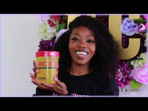Curly hairstyles - 3 Quick & Easy Valentine's Day Hairstyles for Curly Hair w PrettyGirlWCurls  Nia Chantal