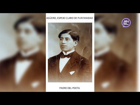 Comenzaron los festejos por el Centenario del Natalicio del Poeta Agüero