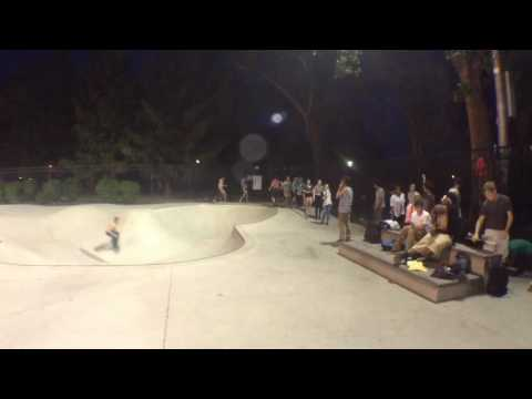 Lawton skatepark Fort Wayne Indiana