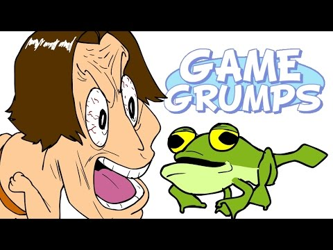 Game Grumps Animated - Big The Cat