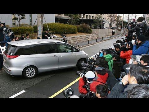 元兵庫県議・野々村被告の初公判