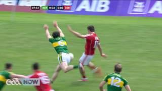 Kerry v Cork HT - GAANOW Highlights