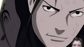 Review: Naruto Manga Chapter 620--- Hashirama Uses King's Haki!!! Start Of Hashirama Vs Madara