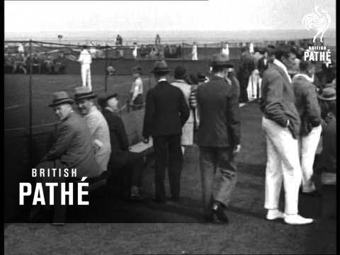 Lawn Tennis (1920-1929)