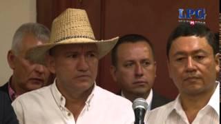 Alcaldes solicitan aumento del 2 % a FODES