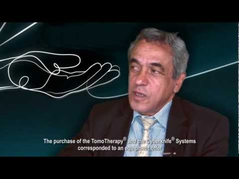 Interview with Pr. Meflah on his experience with the CyberKnife & TomoTherapy Systems