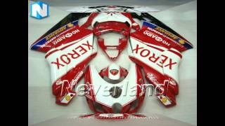 10. Ducati 749  999 2005 2006 ABS Verkleidung