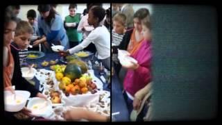 Dia Mundial da Alimentação - Bufete e apresentações das turmas.