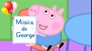 Pig George - Cante e dance com George PigINSCREVA-SE: http://www.youtube.com/c/BingBongToysBRVenha cantar e dançar com George Pig! :)Quer ouvir outras música?  Conte aqui nos comentários a música de qual personagem você quer ouvir. Facebook: https://www.facebook.com/BingBongToys/Assista também:George Pig Play - joga slitherio o jogo da cobrinha EP07 - De olho no mapa!:https://youtu.be/A9StV6KX994George Pig convidou a Peppa para jogar slitherio o jogo da cobrinha!: https://youtu.be/2u_kSUrQuSoPatrulha Canina - Skye se transforma em Bob Esponja - Paw Patrol e Meninas! Em Português: https://youtu.be/CWdjRntrOTcPatrulha Canina - Música da Skye - Paw Patrol: https://youtu.be/Hnc7hodl26wPatrulha Canina - Música do Chase: https://youtu.be/9lhkACe6IngPlaylistMasha eo Urso: https://www.youtube.com/playlist?list=PLZReUvGNig6hhuJTw-G7UQy8SppzRzM7LPeppa e seus amigos: https://www.youtube.com/playlist?list=PLZReUvGNig6iUJvW6N_Vw9Hb1Bu9CRWb_Epidemic Sound Audio Library  https://epidemicsound.com