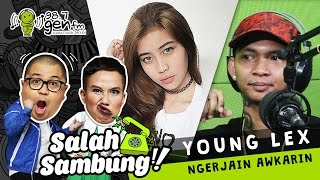 Video SALAH SAMBUNG - AWKARIN Dikerjain Abis Abisan sama Kemal, TJ, dan YOUNG LEX! MP3, 3GP, MP4, WEBM, AVI, FLV September 2018