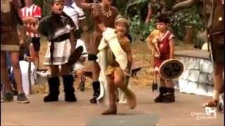 Senado Romano y Consejo de Tribus. Dia infantil de Las Guerras Cántabras.