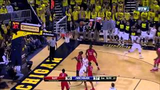 Ky Howard NCAA1 Game 2015-16' (#0 Red Jersey)