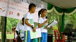 Dalam rangka memperingati Hari Hutan Internasional dan Hari Keanekaragaman Hayati Dunia 2015, Bioclime mendukung Dinas Kehutanan dan Dinas ...