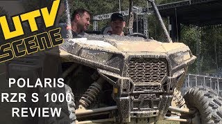 2. 2016 Polaris RZR S 1000 Ride Review