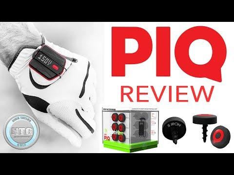 PIQ & Mobitee golf GPS & swing analyser | Review