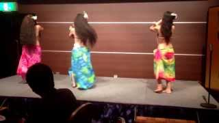 Kumagaya Japan  city photo : Tahitian dance in Kumagaya, Japan Sep 4, 2013