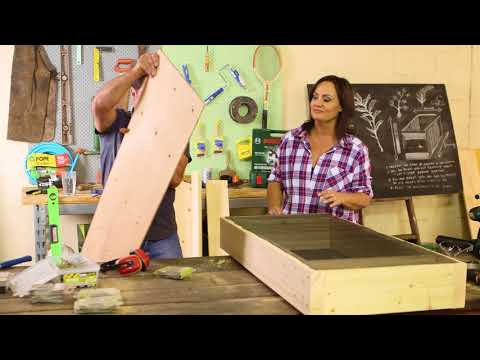 Bosch – Kids' Sand Pit Table | The Home Team S4 E2