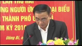 Uỷ ban MTTQ Việt Nam Thành phố: Hội nghị hiệp thương lần thứ hai