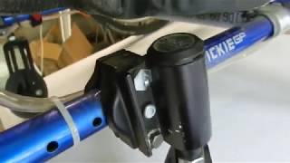 How to make a Replacement Wheelchair Caster BoltIf you have the tools it's easy to make.
