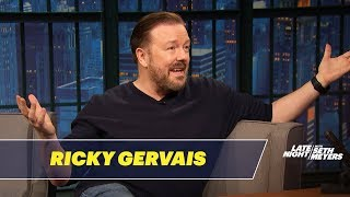 Video Ricky Gervais Wouldn't Kill Baby Hitler MP3, 3GP, MP4, WEBM, AVI, FLV Maret 2018