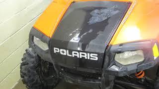 6. 2010 Polaris RZR S 800 #58