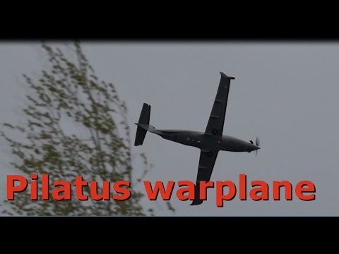 Pilatus PC 12 NG warplane. Air...