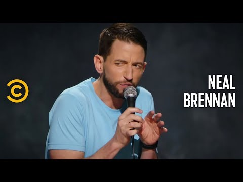 Neal Brennan: Women and Black Dudes - White People Can't Relax