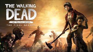 THE WALKING DEAD FINAL SEASON - Gameplay do Início do Jogo, na Demo, em Português PT BR!