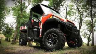 8. 2013 Polaris Ranger XP 900 UTV Review