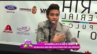 Prince Royce Arranca El 2014 Con Show En Acapulco